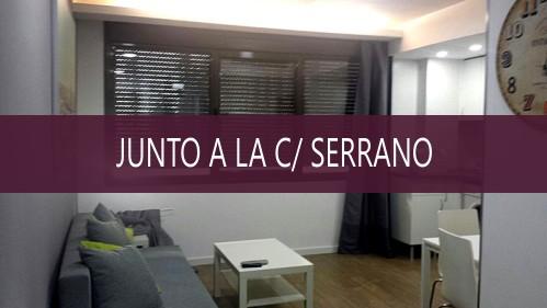 APARTAMENTOS MADRID SERRANO